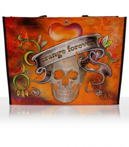 Einkaufstaschen Kunststoff der Shopper-Klassiker