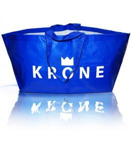 Einkaufstaschen Kunststoff Transporter