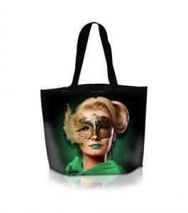 Einkaufstaschen Kunststoff ohne Taschentiefe