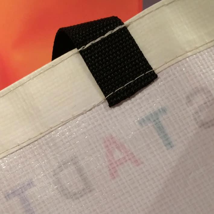 Taschenmaterial PE-Woven