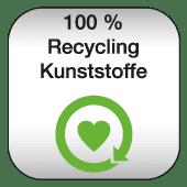 Werbetaschen aus recycelten Materialien